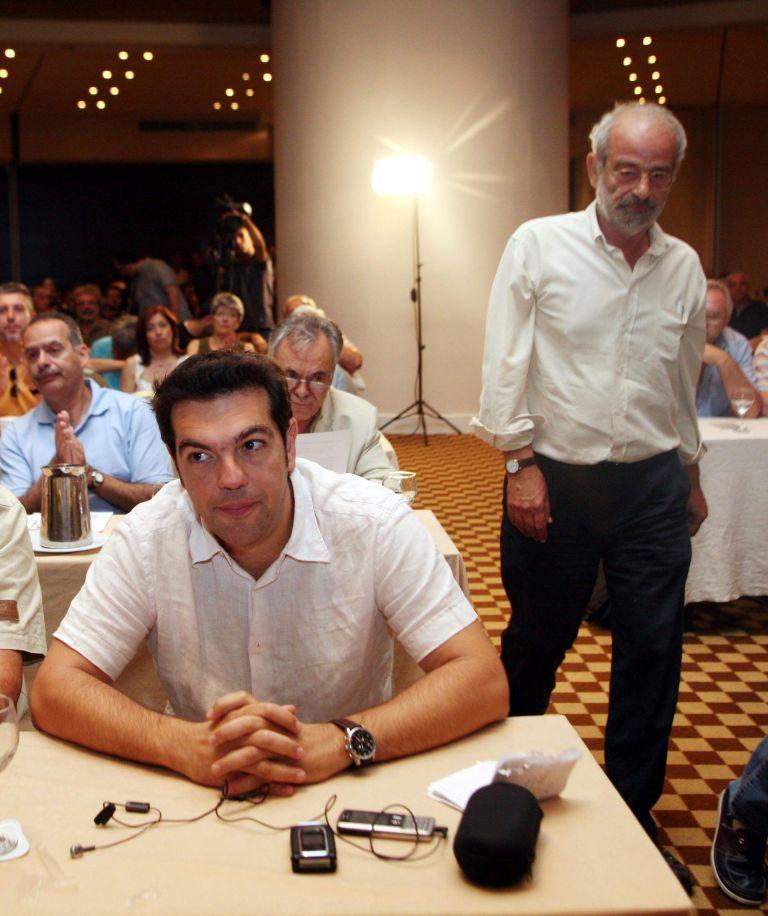 <b>Αλέκος Αλαβάνος </b> Ανακοίνωσε ανεξάρτητη υποψηφιότητα   tovima.gr
