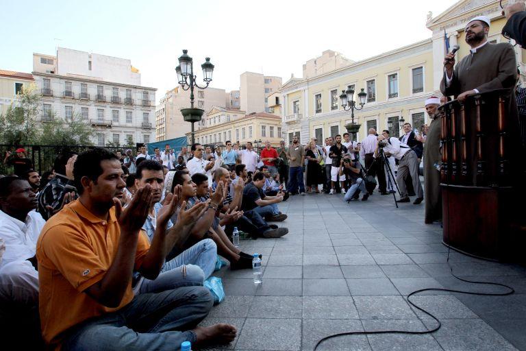 Σε ΣΕΦ και ΟΑΚΑ ο εορτασμός του ραμαζανίου | tovima.gr
