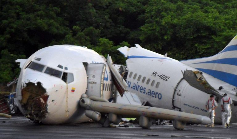 <b>Βενεζουέλα </b>Συνετρίβη αεροσκάφος – τουλάχιστον 14 οι νεκροί από τους επιβαίνοντες | tovima.gr