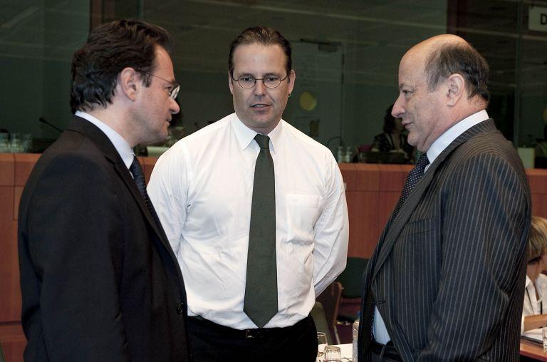 <b>«Πουλούν» Ελλάδα </b>Παπακωνσταντίνου-Τρόϊκα περιοδεύουν στην Ευρώπη για κεφάλαια | tovima.gr