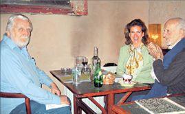 Δύο κοσμοπολίτες που τους ένωσε η Υδρα   tovima.gr