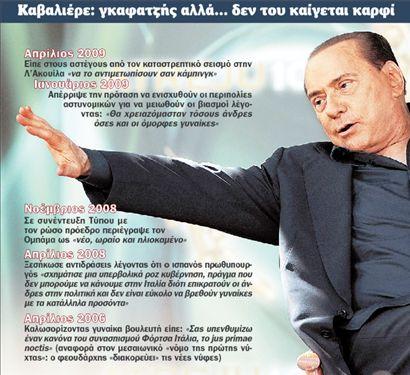 Το άλλο με τον σοβαρό Σίλβιο το ξέρετε;   tovima.gr