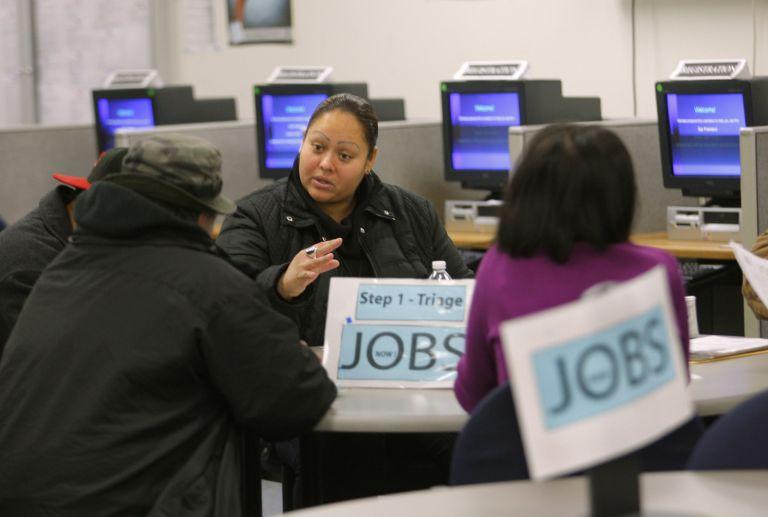 Ανακάμπτει πάλι η αγορά εργασίας των ΗΠΑ | tovima.gr