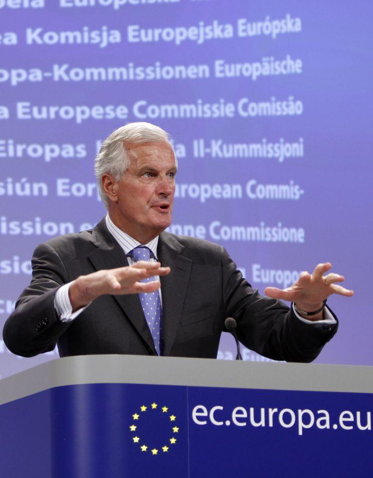 Μ. Μπαρνιέ: «Κέρδισε η Ευρώπη με τη συμφωνία για τα μέτρα στις αγορές» | tovima.gr