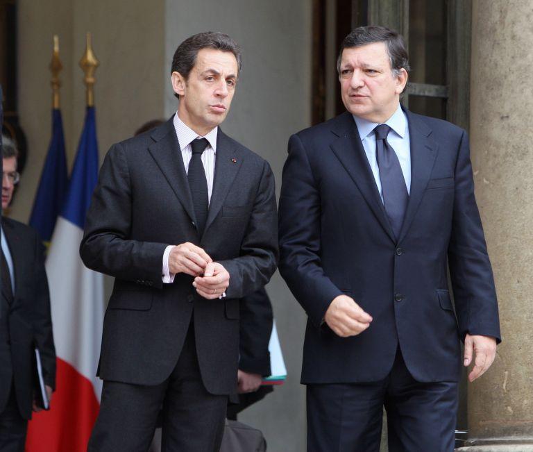 <b>Σύνοδος Κορυφής </b>Μπαρόζο κατά Σαρκοζί για τις απελάσεις των Ρομά | tovima.gr