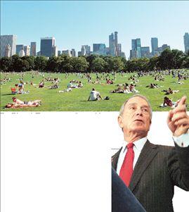 <b>Νέα Υόρκη</b>Κομμένο το τσιγάρο στα πάρκα και στις παραλίες | tovima.gr