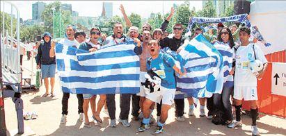 Γκολ στην ελπίδα για καλύτερη ζωή   tovima.gr