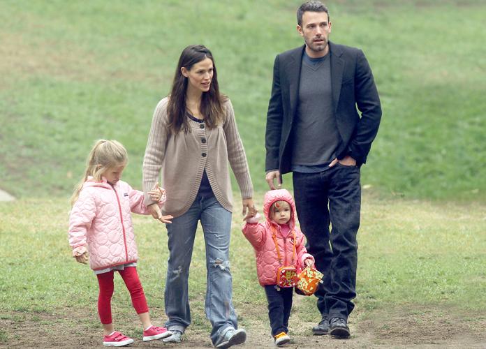 Άφλεκ & Γκάρνερ: περιμένουν 3ο παιδί   tovima.gr