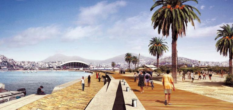 <b>Δέλτα Φαλήρου</b>Ξεκινούν σε έναν χρόνο οι εργασίες κατασκευής του Κέντρου Πολιτισμού   tovima.gr