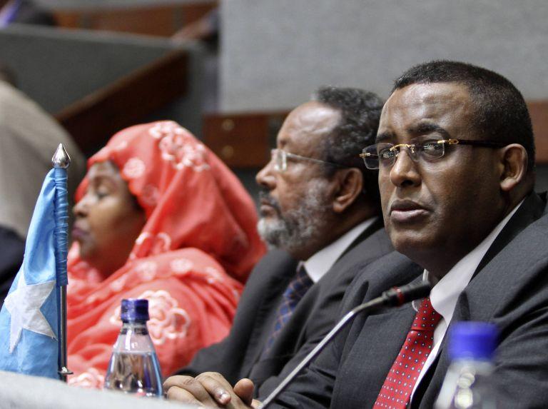 <b>Σομαλία</b>Παραιτήθηκε ο Πρωθυπουργός | tovima.gr
