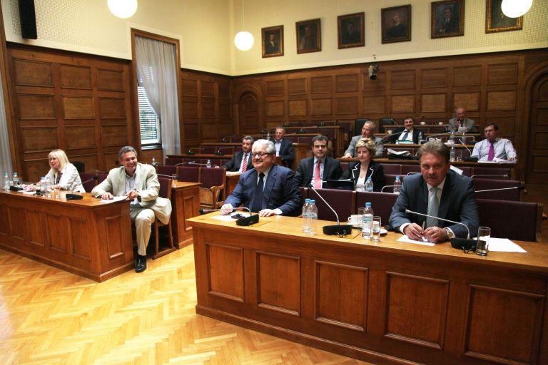 <b>Εξεταστική για Siemens </b>Την κλήτευση του Κώστα Σημίτη ζητά ο ΛΑΟΣ   tovima.gr