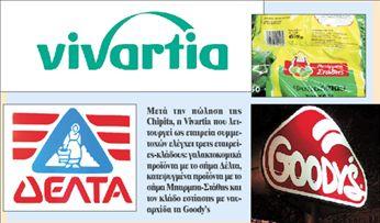 Εκτός ταμπλό και η Vivartia | tovima.gr