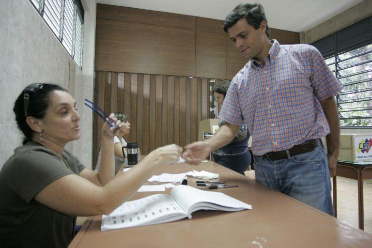 <b>Βενεζουέλα</b>Ολοκληρώθηκαν, χωρίς προβλήματα, οι βουλευτικές εκλογές | tovima.gr
