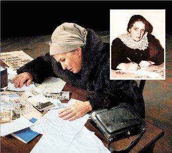 <b>Νένα Μεντή</b>«Δεν μιμήθηκα την Ευτυχία Παπαγιαννοπούλου»   tovima.gr