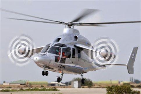 <b>Υβριδικό ελικόπτερο </b>Διαθέτει φτερά και ξεπερνά τα 400 χλμ/ώρα   tovima.gr