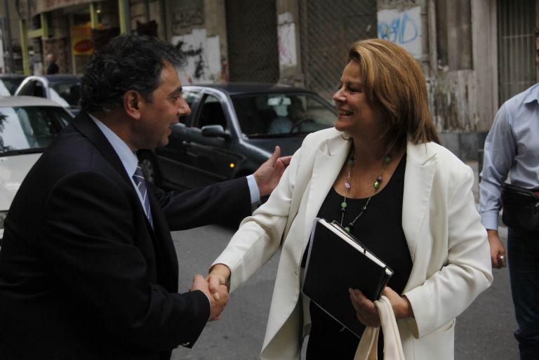 <b>Λούκα Κατσέλη</b>«Προτεραιότητα η πάταξη της αδήλωτης εργασίας»   tovima.gr