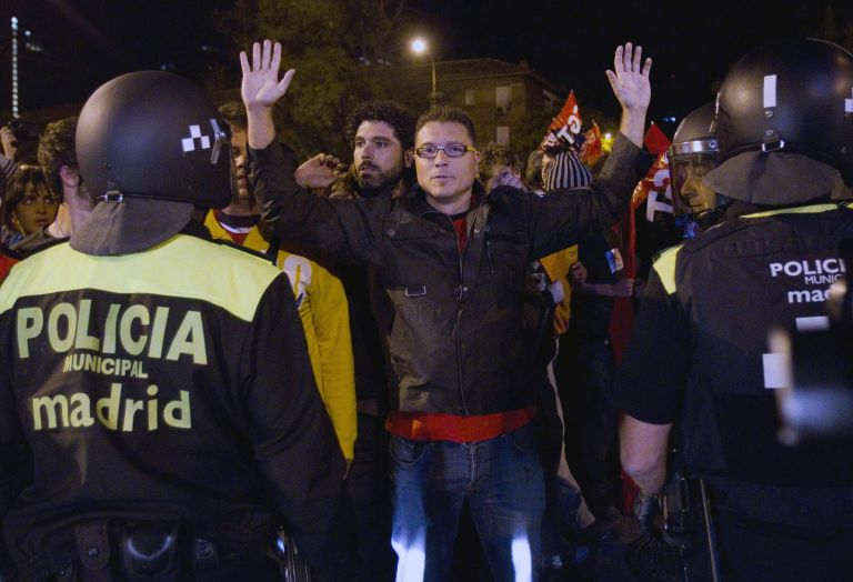 <b>Ισπανία </b>Πάνω από 70% η συμμετοχή στην απεργία   tovima.gr
