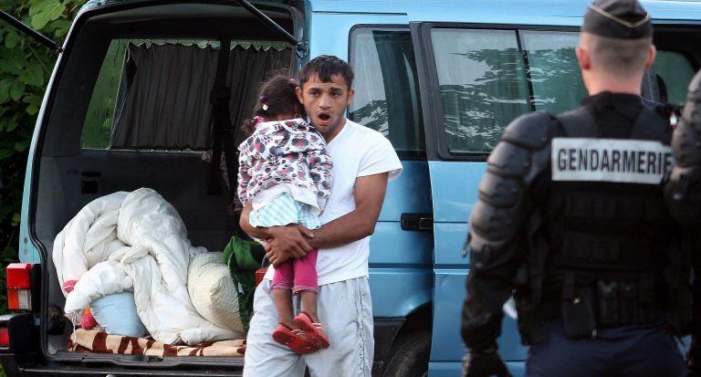 Γαλλία: Ζητεί καλύτερη ενσωμάτωση των Ρομά από Ρουμανία και Βουλγαρία | tovima.gr