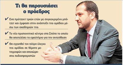 Ραντεβού στο Λονδίνο κλείνει  με τους υποψήφιους ο Αδαμίδης | tovima.gr