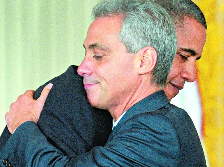 Ραμ Ιμάνιουελ: Φίλος του Ομπάμα  και επίδοξος διάδοχος | tovima.gr