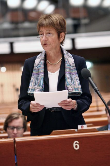 Αν Μπρασέρ: Δημοκρατικό μέτωπο κατά λαϊκισμού και φασισμού | tovima.gr