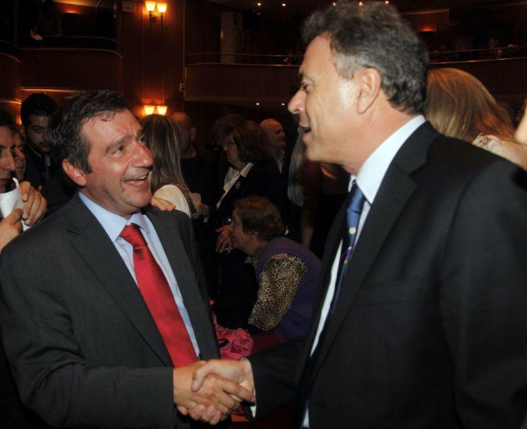 Η Νέα Δημοκρατία στηρίζει Σγουρό και Καμίνη   tovima.gr