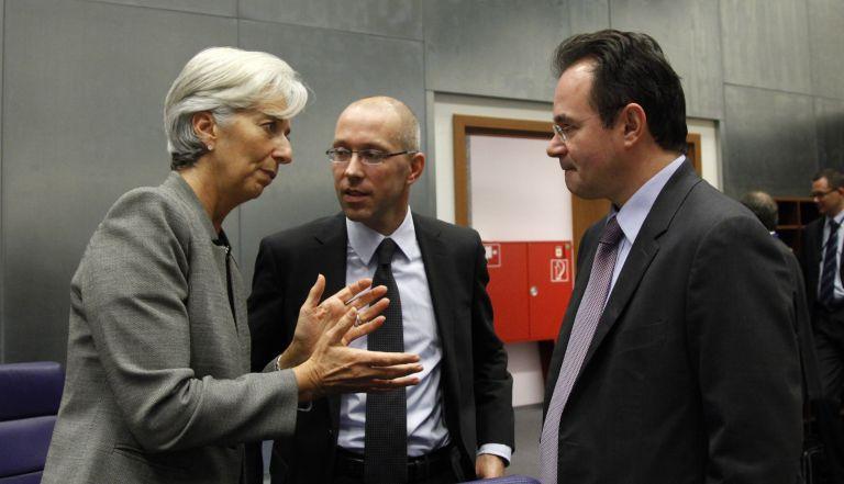 Γ. Aσμουσεν: Το Μνημόνιο είναι η καλύτερη επιλογή για την Ελλάδα | tovima.gr
