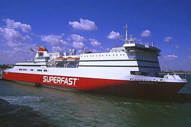 Επέστρεψε ασφαλές στην Πάτρα το «Superfast» με 76 επιβάτες | tovima.gr
