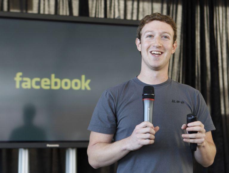 Εως 96 δισ. δολάρια η κεφαλαιοποίηση του Facebook | tovima.gr