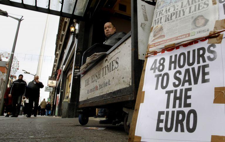 «Η κρίση χρέους εξελίχθηκε σε κρίση της δημοκρατίας στην Ευρώπη» | tovima.gr