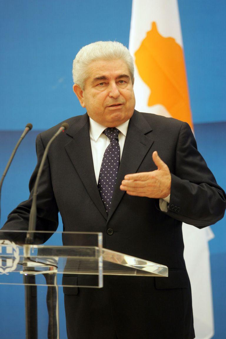 Δημ. Χριστόφιας: Δεν θα θέσει ξανά υποψηφιότητα για την προεδρία της Κύπρου   tovima.gr