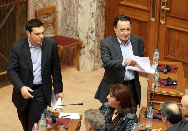 Ο Λαφαζάνης θέλει να επικρατήσει η αντιευρωπαϊκή γραμμή  στον ΣΥΝ   tovima.gr