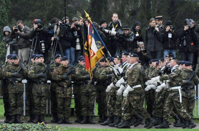 Η Ευρώπη «ξαναπαίρνει το όπλο της» | tovima.gr