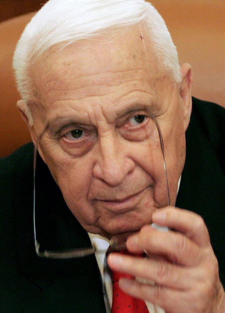 Πέθανε ο πρώην πρωθυπουργός του Ισραήλ Αριέλ Σαρόν   tovima.gr