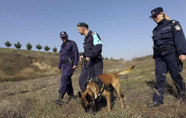 Πρόταση για συνοριοφυλακή με στρατιωτική δομή | tovima.gr