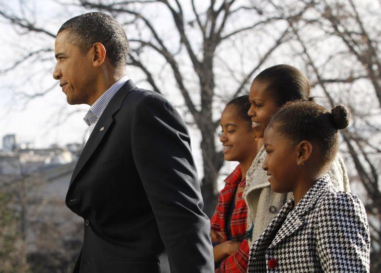 Ομπάμα: Η ασφάλεια θα κρατά μακριά τα αγόρια από τις κόρες μου   tovima.gr