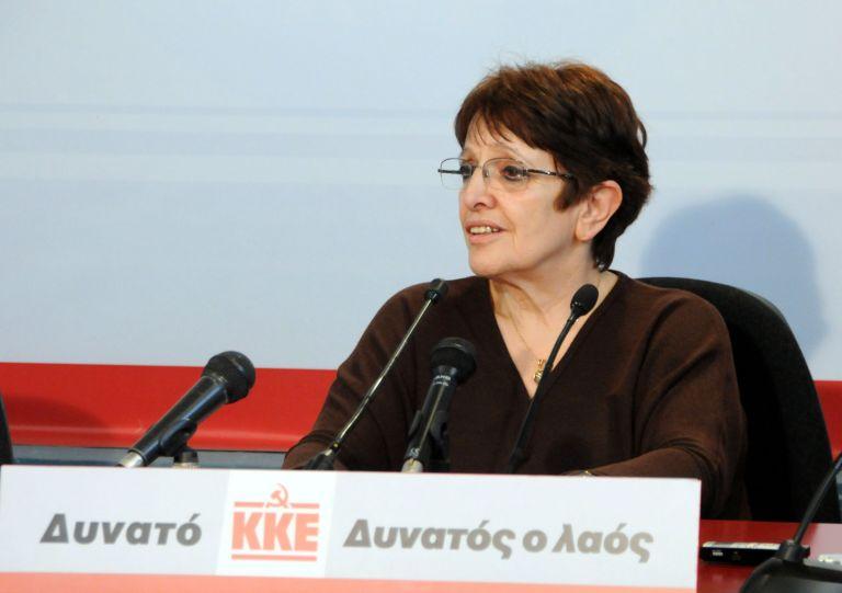 Αλ. Παπαρήγα: Εκλογές εδώ και τώρα από υπηρεσιακή κυβέρνηση | tovima.gr