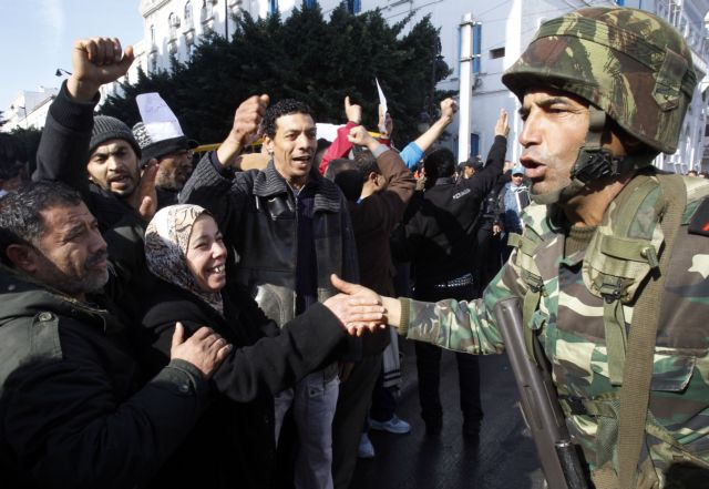 Νομπέλ στο πνεύμα της Αραβικής Ανοιξης   tovima.gr