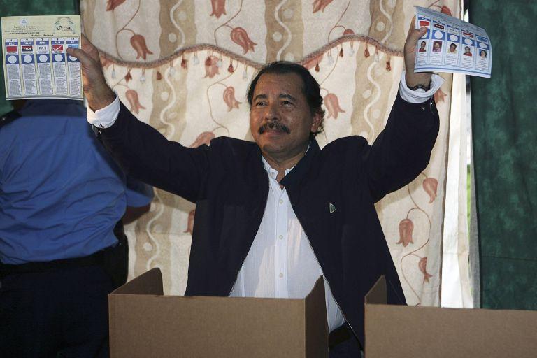 Νικαράγουα: Παρά την κοινωνική απαίτηση και την οικονομική κρίση, ο Ορτέγκα δεν αφήνει την εξουσία | tovima.gr