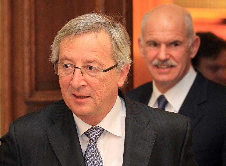 Γιούνκερ : Θετική η απόφαση της Συνόδου  για την Ελλάδα | tovima.gr