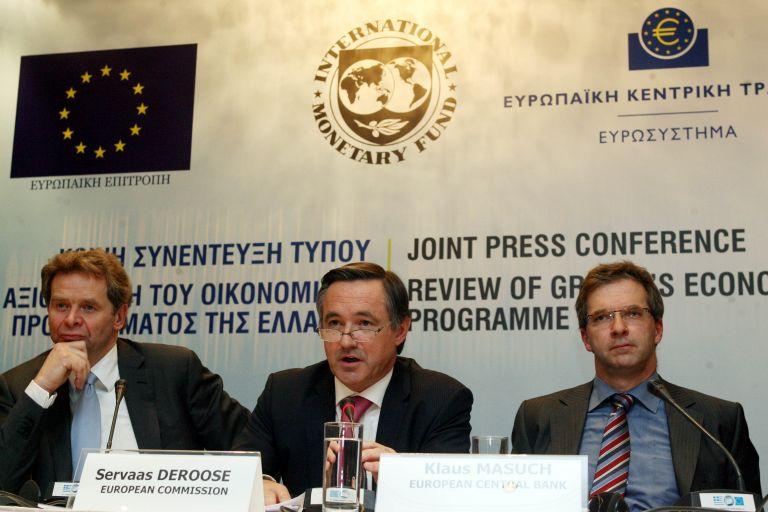 Η τρόικα βάζει στο στόχαστρο τους οίκους αξιολόγησης | tovima.gr