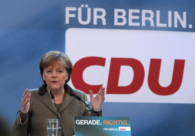 CDU: Βέτο στη διάσωση των ευρωπαϊκών χωρών | tovima.gr