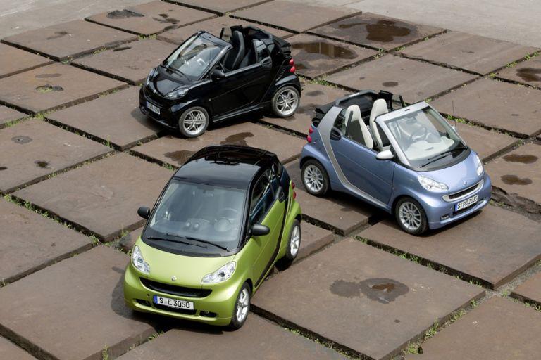 smart fortwo facelift | tovima.gr