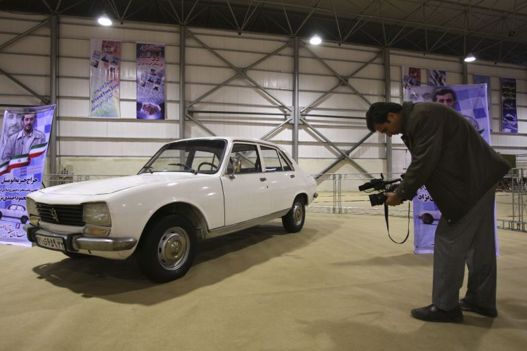 Αυτοκίνητο 33 ετών αντί 1,77 εκ. ευρώ | tovima.gr