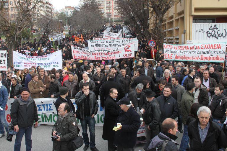 Ολοκληρώθηκαν οι κινητοποιήσεις στο κέντρο της Αθήνας   tovima.gr