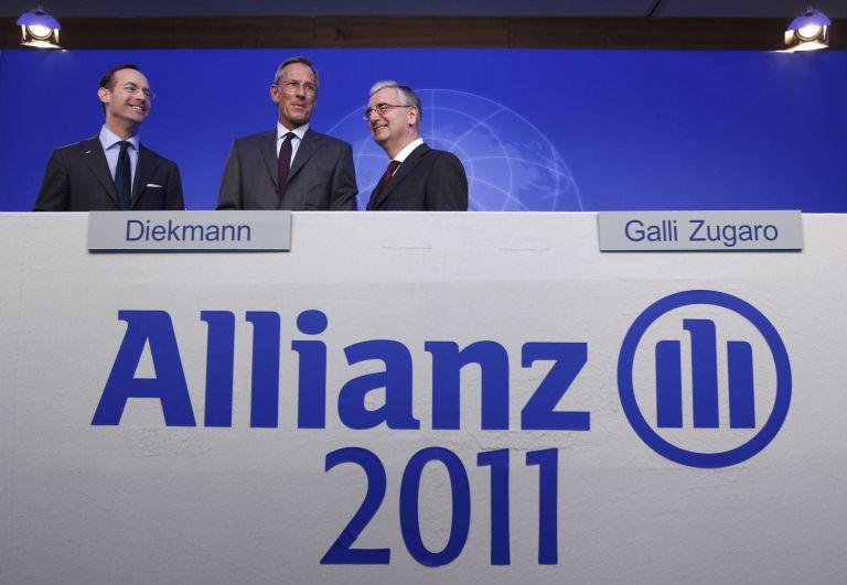 Ευνοϊκό το 2010 για την Allianz | tovima.gr