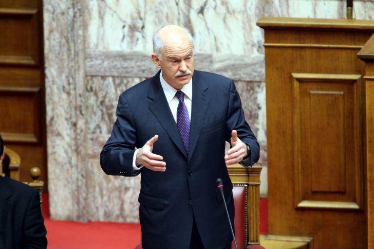 Η ΝΔ έπρεπε να μείνει και να υπογράψει το μνημόνιο | tovima.gr
