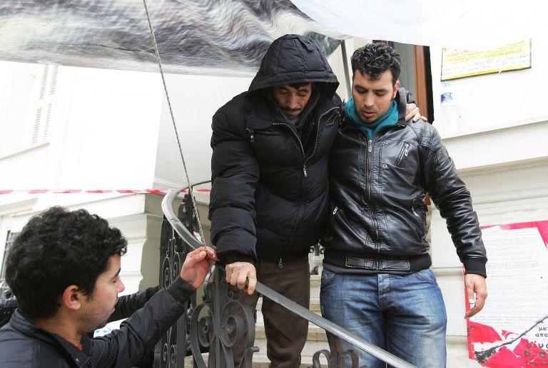 Ραγκούσης για μετανάστες | tovima.gr