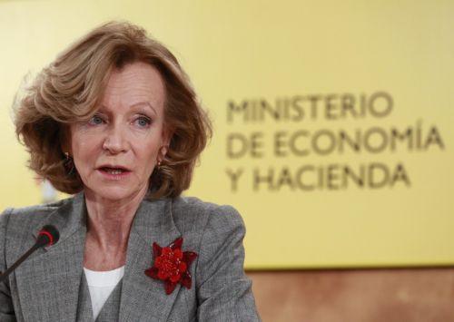 Ισπανία: «Να μειωθούν τα επιτόκια δανεισμού Ελλάδας και Ιρλανδίας»   tovima.gr