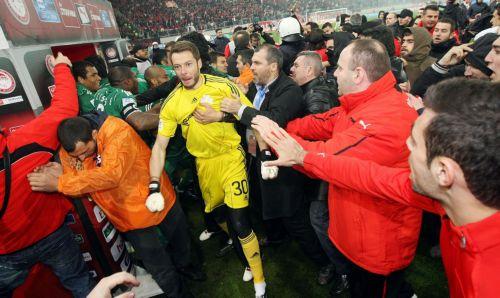 Αναβολή της έφεσης που άσκησε  ο ποδοσφαιρικός εισαγγελέας | tovima.gr